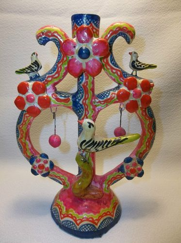 tree of life candelabra