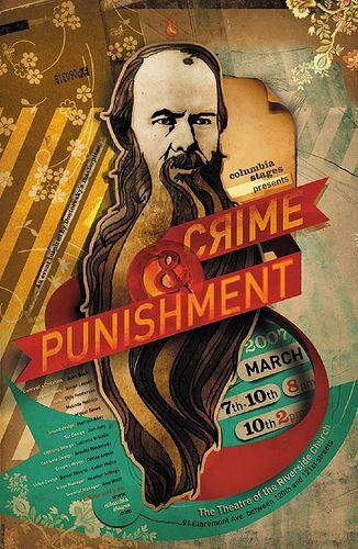 Crime And Punishment Book Design Book Cover Design Graphic