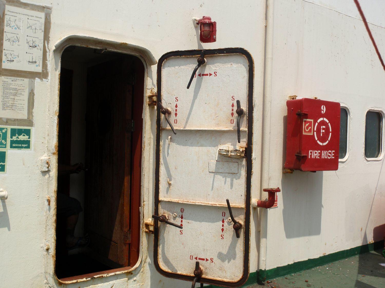 Watertight Door Vintage Industrial Lighting Industrial Lighting Architectural Antiques