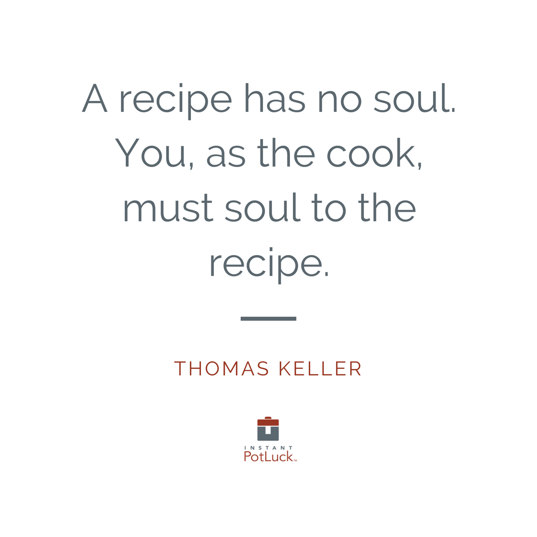 Quotes To Cook By