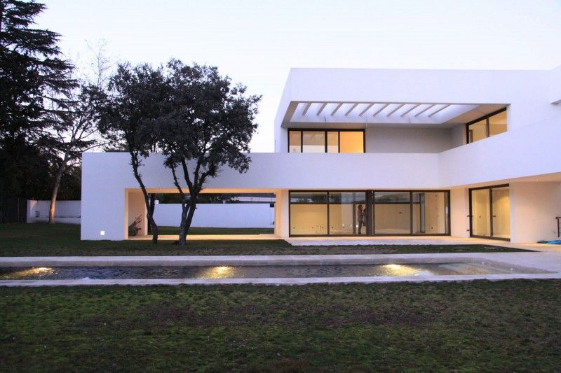 La Florida Residence by Otto Medem Architecture