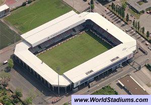 Stade Marcel Picot, Nancy