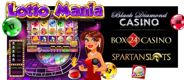 Lotto Mania Slot Machine Online ᐈ ™ Casino Slots
