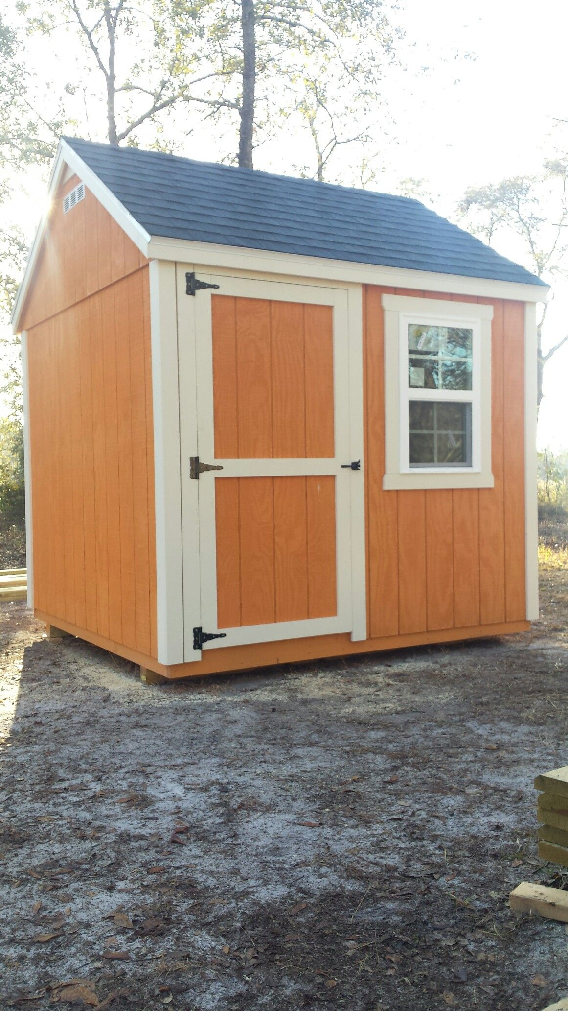 Deluxe with dormer transom windows and cupola - 8x8 Deluxe With Loft Stayman Woodworks Staymanrenovation Com