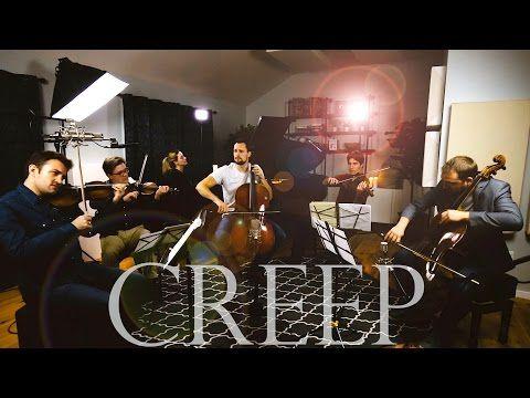 Creep - Radiohead (Cello + Piano + String Quartet Cover) - Brooklyn