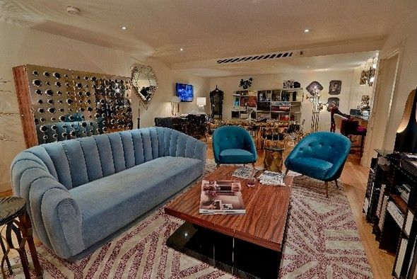 Discover Limited Edition Furniture Collection At Covet London