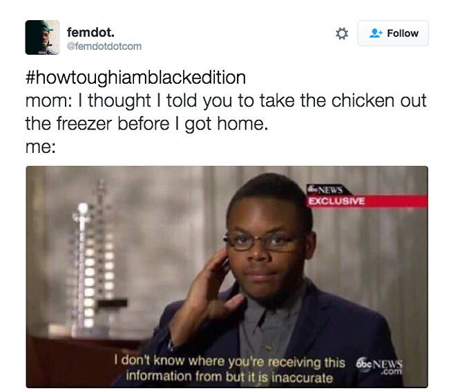 17 How Tough Am I Black Edition Tweets That Are Guaranteed To Make You Funny Black Memes Funny Tweets Twitter Funny