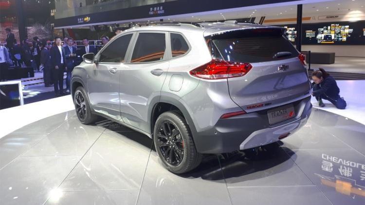 Chevrolet Tracker 2020 Mostra Sua Cara Chevrolet Trailblazer Chevrolet Orlando Suv