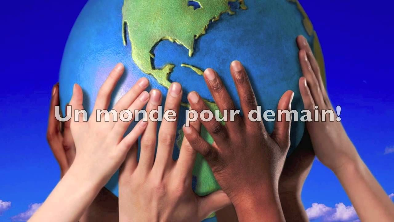 Aux arbres citoyens, by Yannick Noah YouTube Jour de