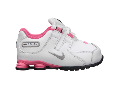 14e1f129494160 Nike Shox NZ SMS (2c-10c) Infant Toddler Girls  Shoe -  48.00
