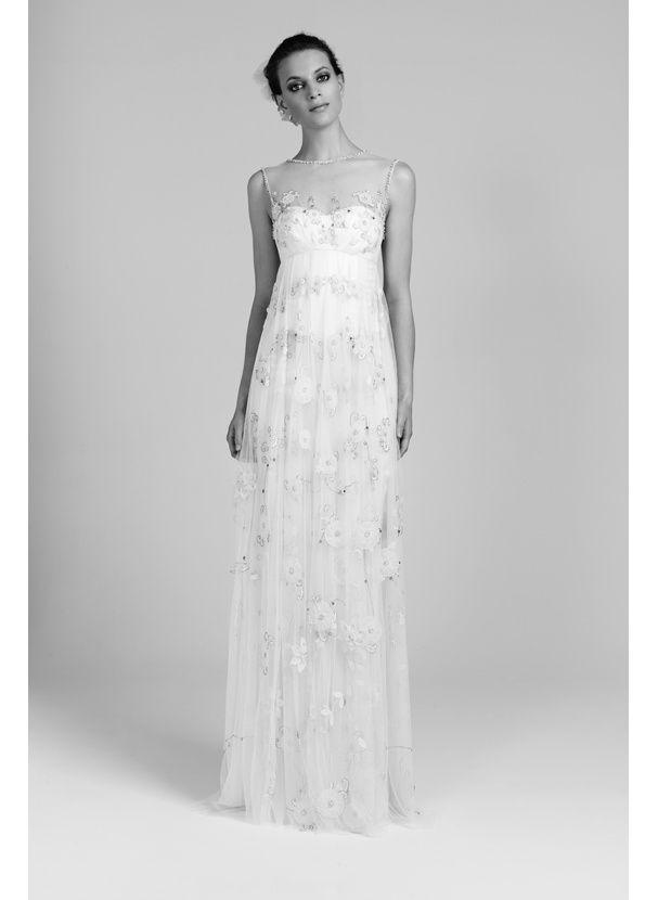 Temperley London   Long Lillian Dress  (futur wedding dress :D)