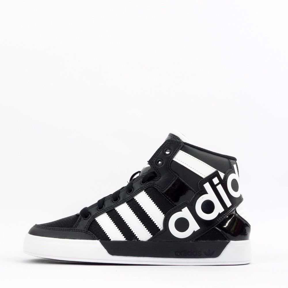 Details about adidas Originals Hardcourt Hi Big Logo Mens