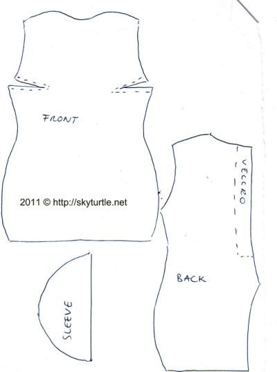 Free Printable Doll Clothes Patterns   barbie doll patterns ...