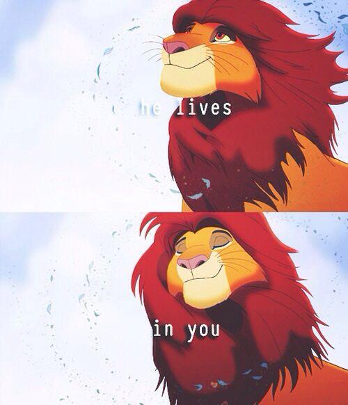Tatuagem Rei Leão, Disney E Hakuna