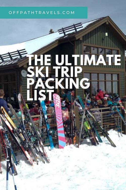 Photo of The Ultimate Ski Trip Packing List