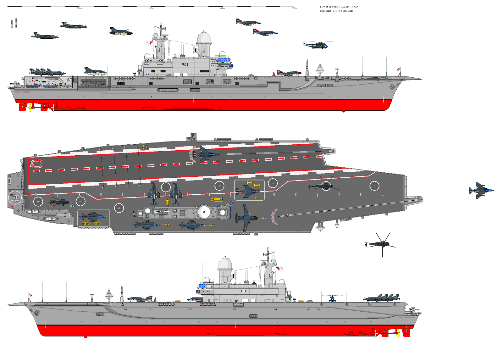 51badgz Png 1370 1417 Naval Force Aircraft Carrier Naval