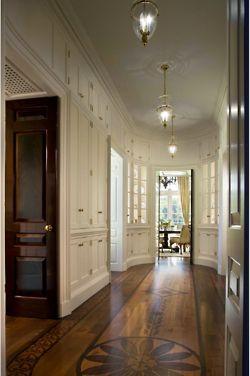 open hallways