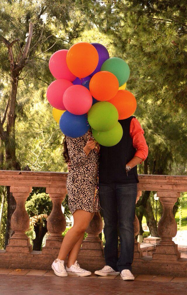 Love #ballons