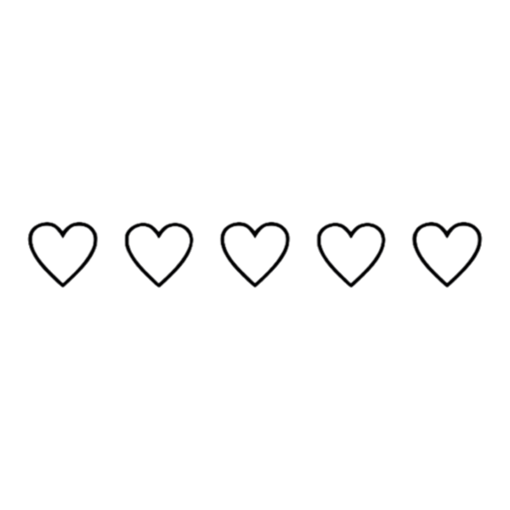 heart hearts aesthetic icon overlay background tumblr
