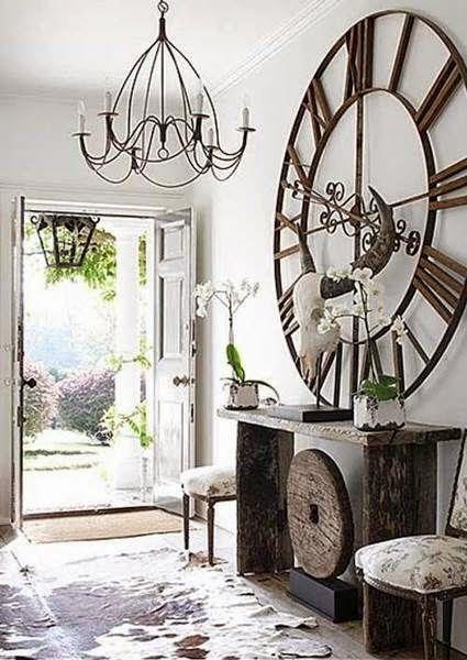 Relojes TotalCutes GigantesTendencia Con Vintage Hoy Decorando oeCrdxB