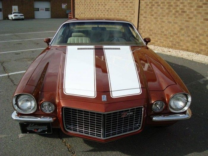 Hemmings Find of the Day – 1970 Chevrolet Camaro Z28   Cars