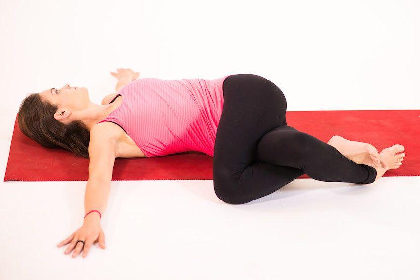 6 Yoga Poses For More Restful Sleep Yoga Poses Yoga Body Metabolic Syndrome