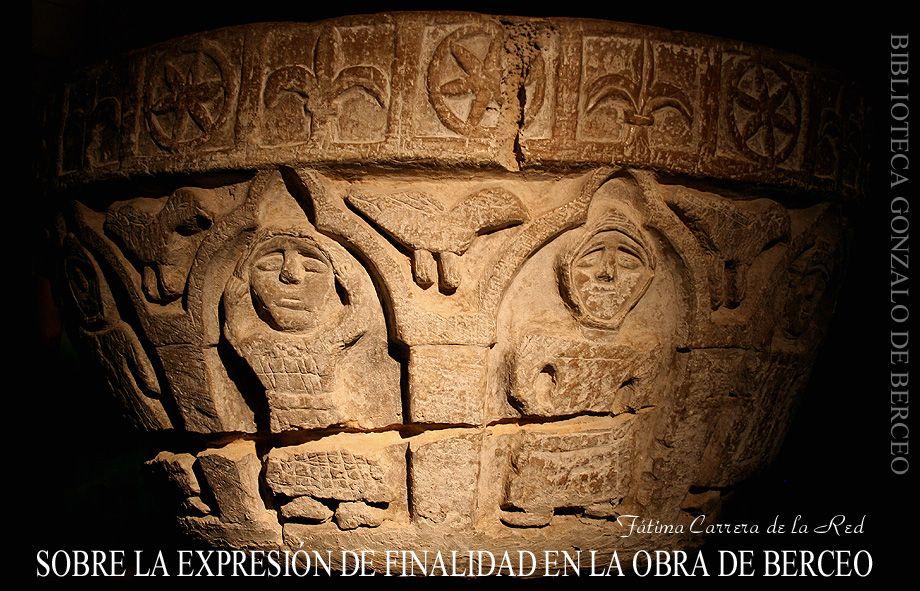 Pila bautismal románica. San Vicente de la Sonsierra (La Rioja - España) | Pila  bautismal, Bautismal, San vicente