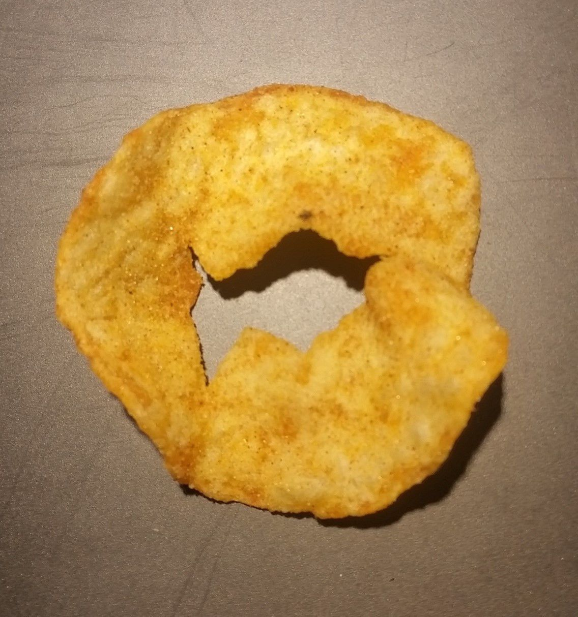 Chips 179179: Potato Chip Shaped Like Nemo Fish - Cut Out - Weird Shape -> BUY IT NOW ONLY: $4500 on eBay!