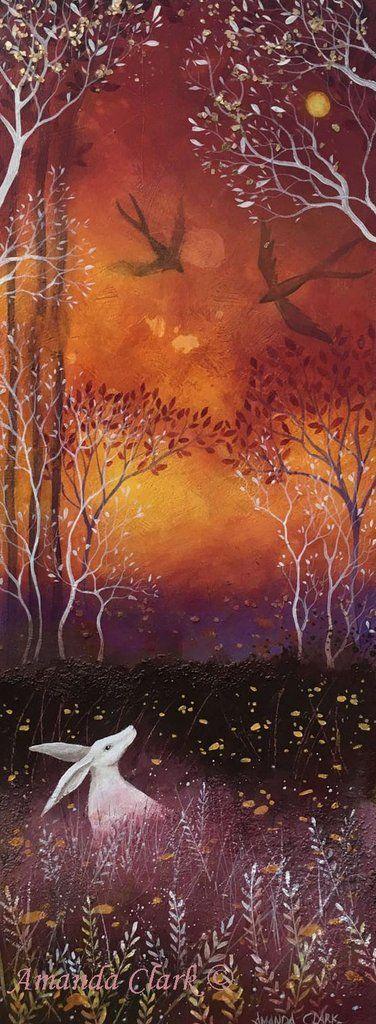 Amanda Clarke - artist