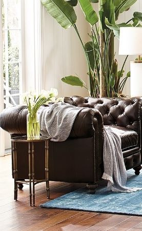 Our Barrow Sofa Masterfully Replicates This Iconic British Design U2013 Button  Tufted Back With A Low