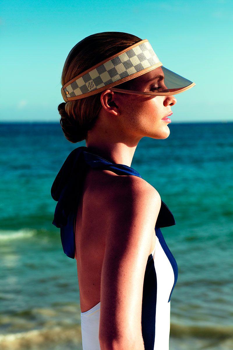 Watch Poppy Delevigne for Louis Vuitton Summer 2012 Campaign video