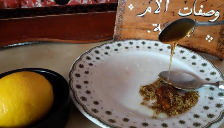 وصفة الحلبة و الكركم و العسل للوقاية من الانفلونزا و علاج نزلات البرد و الكحة Food Breakfast Desserts