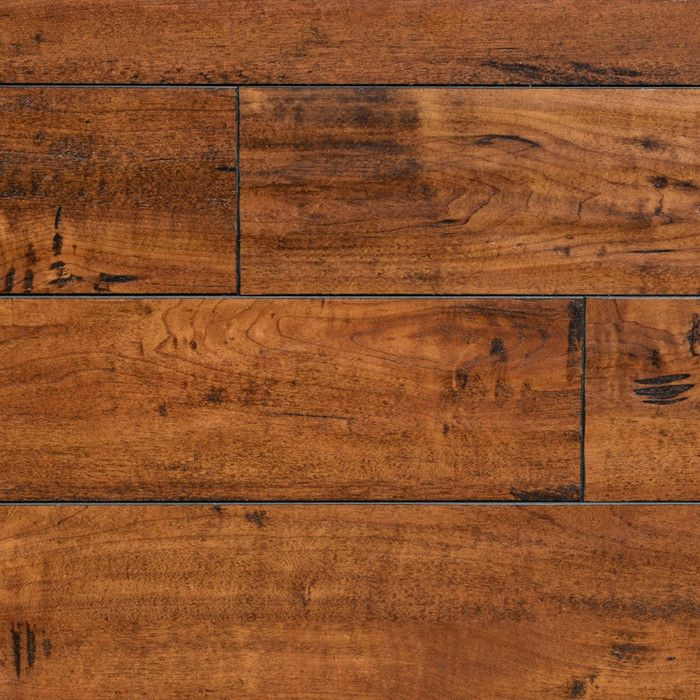 High Quality Laminate Floor.  Realistic Pattern Variations