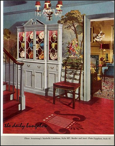 Hazel Dell Brown With Images 1940s Home Decor Dream House