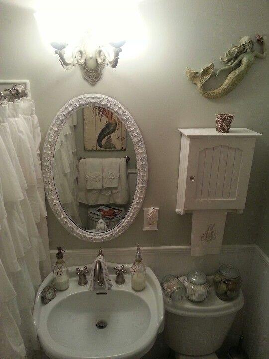 Shabby Chic Bathroom Decor: Shabby Chic Bathrooms