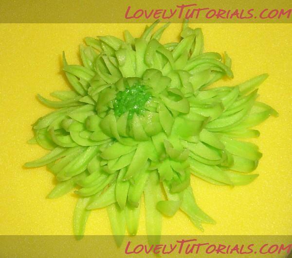 Chrysanthemum Flower Tutorial Sugar Flowers Tutorial Sugar Flowers Gum Paste Flowers Tutorials