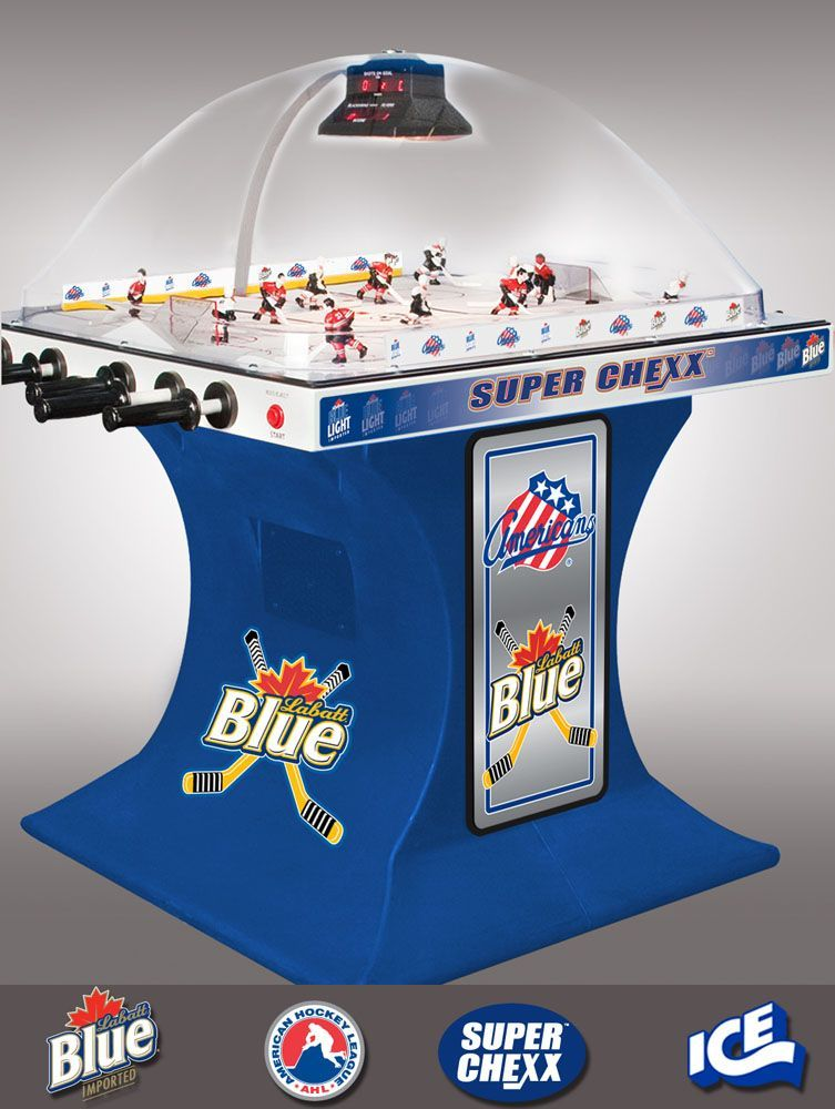 Super Chexx Bubble Dome Hockey Tables Ice Hockey Hockey Ice