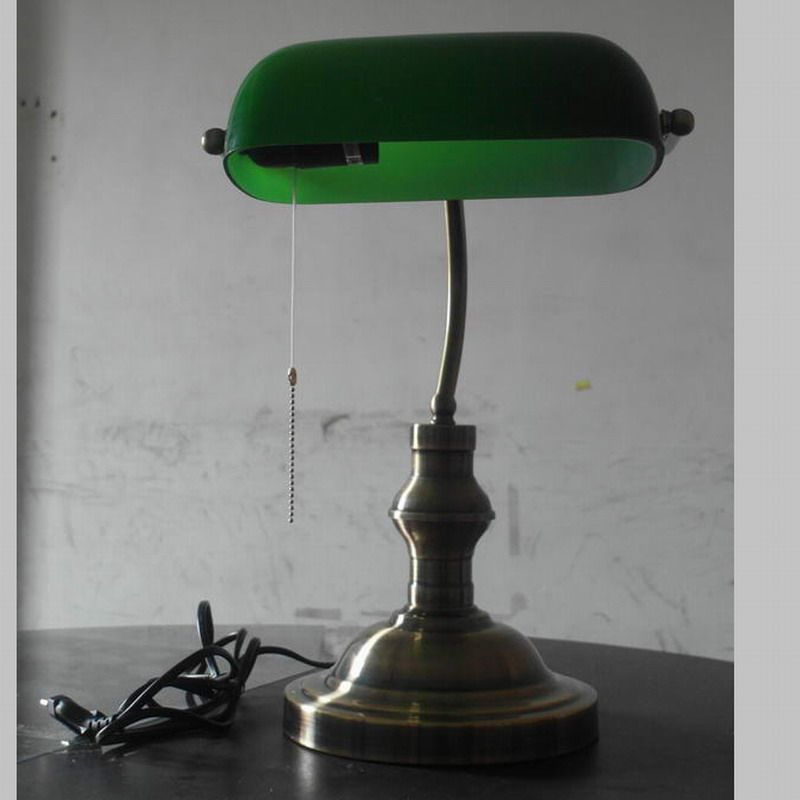 Find more table lamps information about free shippingbank lamp find more table lamps information about free shippingbank lamp banker lamp table aloadofball