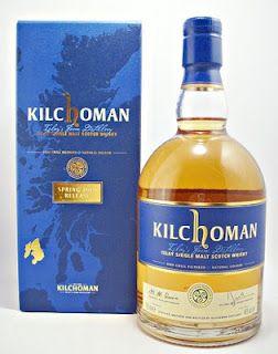 Whisky merchants: Kilchoman Islay Single Malt Scotch Whisky 46% 70cl