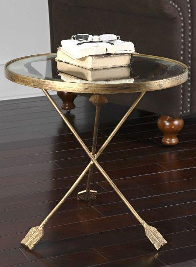 Fleche Side Table