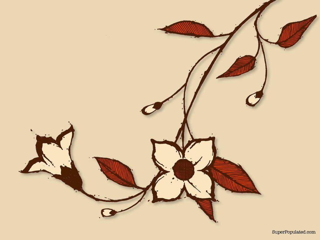 Flower Vine Line Drawing : Flowers vines drawing images art pinterest flower