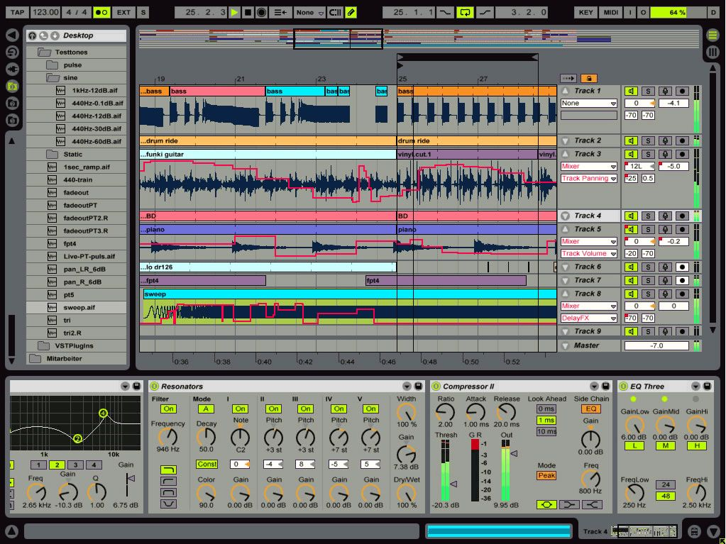 Mac-version new ableton for freeee? I have the greatest friends - software skills