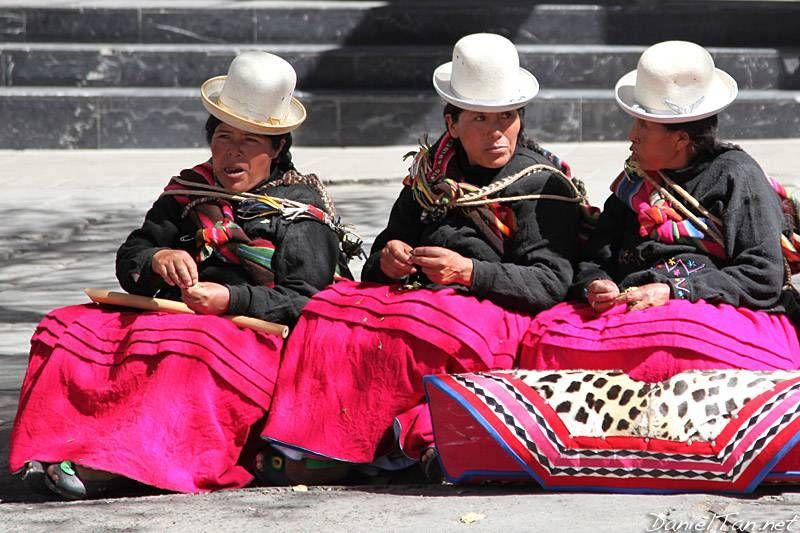 Indigenous Women in Bolivia