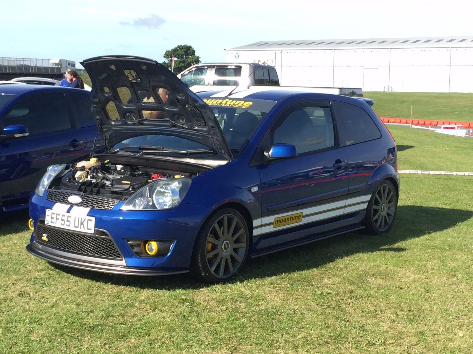 Looking For A Ford Fiesta St Mk6 Mountune Mr200 This One Is On