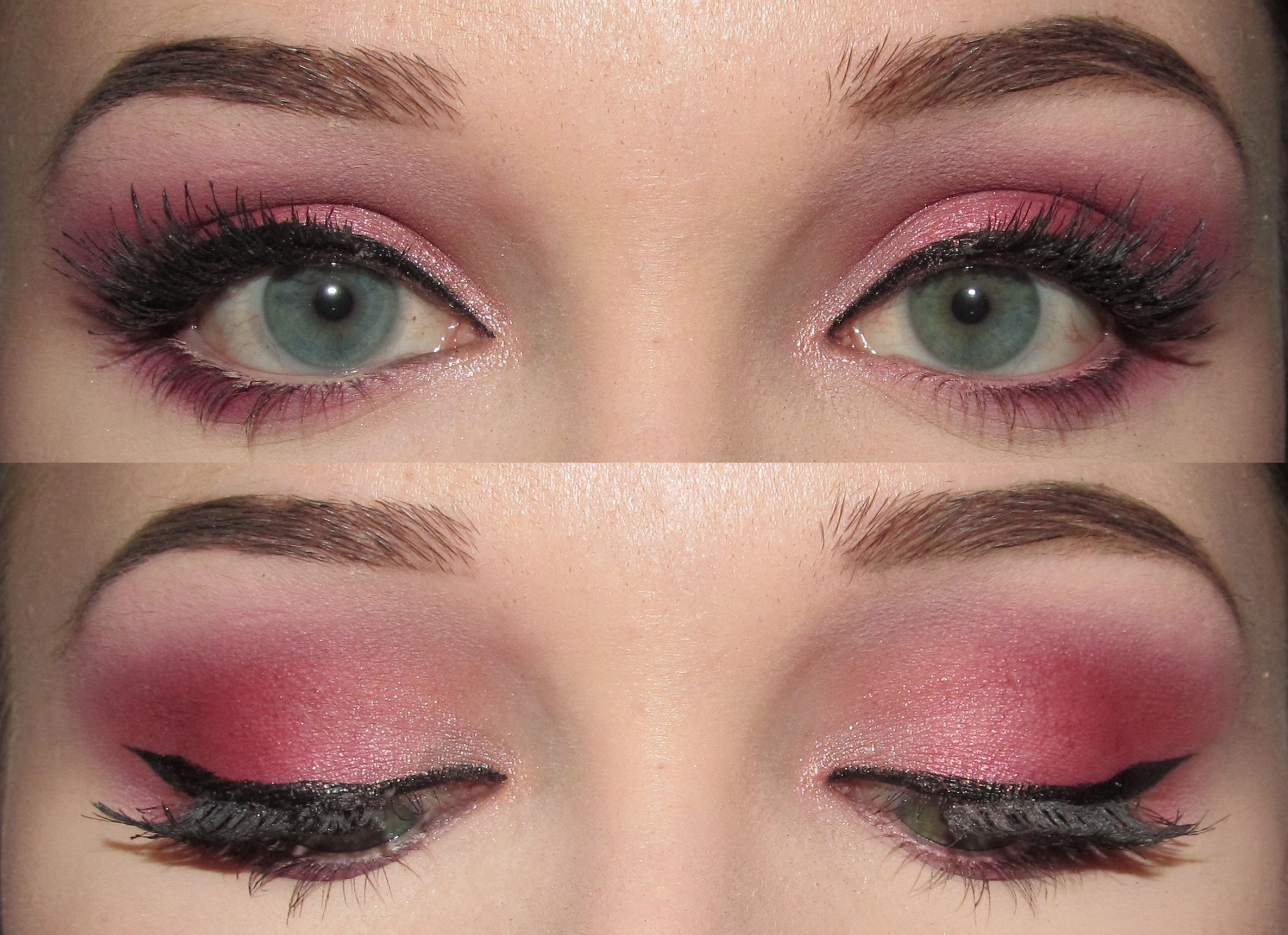 Valentine's Day Makeup Look ft. Bad Habit After Hours