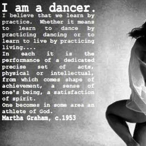 Another Definition Of Fierce Dancer Quotes Dance Quotes Dance Motivation