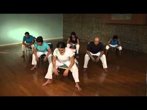 Lovely Chair Yoga For Cancer Survivors And Seniors One
