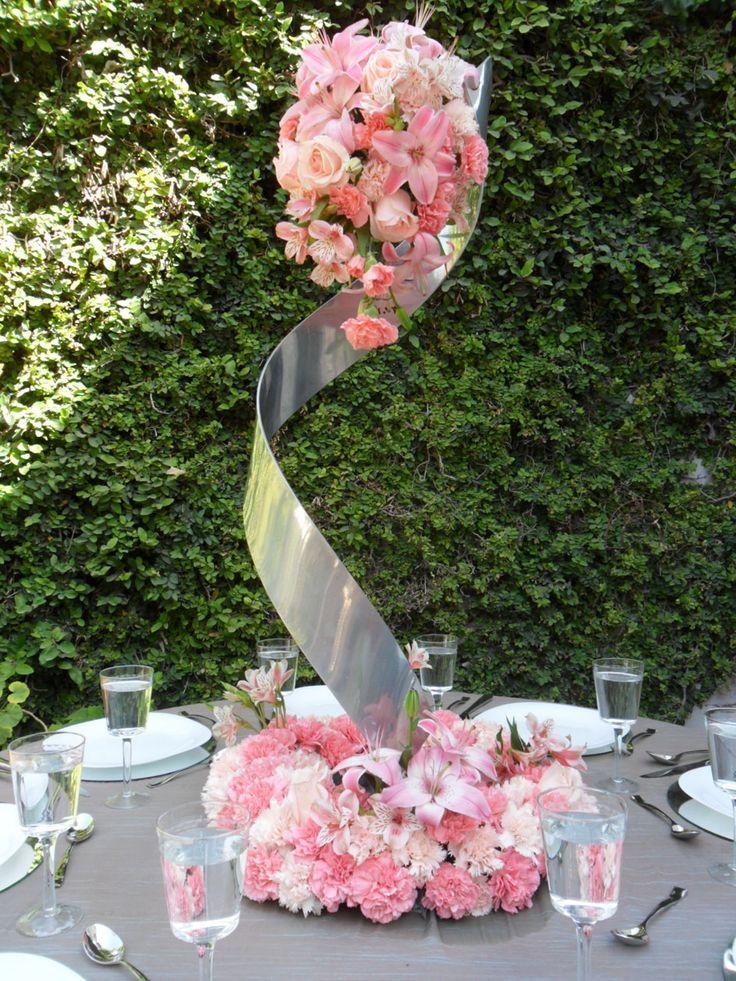 Arreglos para mesa arreglos bodas de mesay centro mesa - Centros de mesas para bodas ...