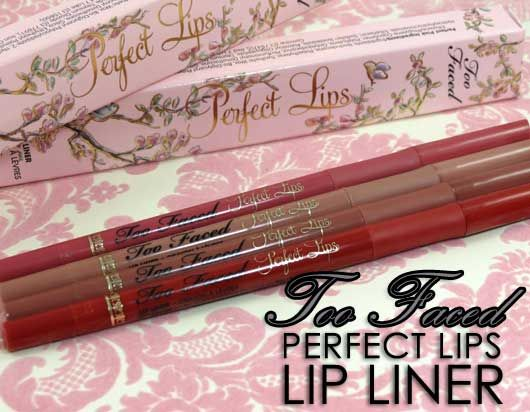 Perfect Lips Lip Liner by Too Faced #19