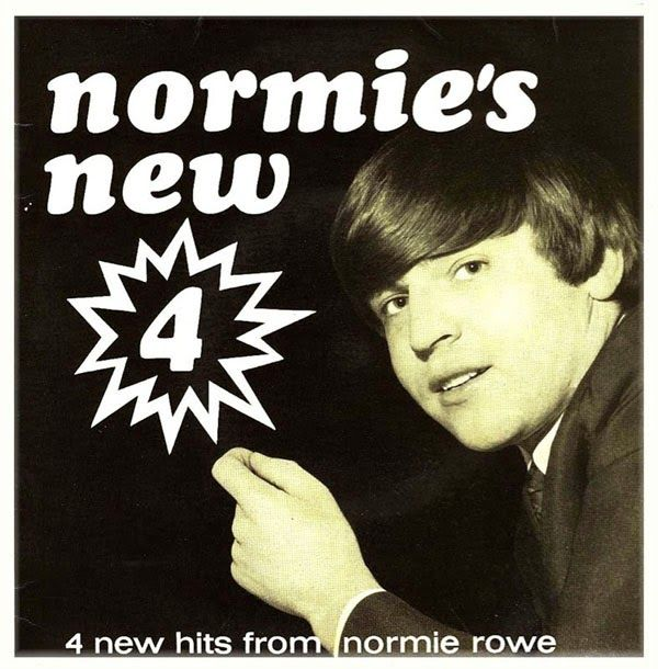 Normie Rowe - New Four